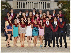 Graduación 2012 - Colegio Internacional Costa Adeje