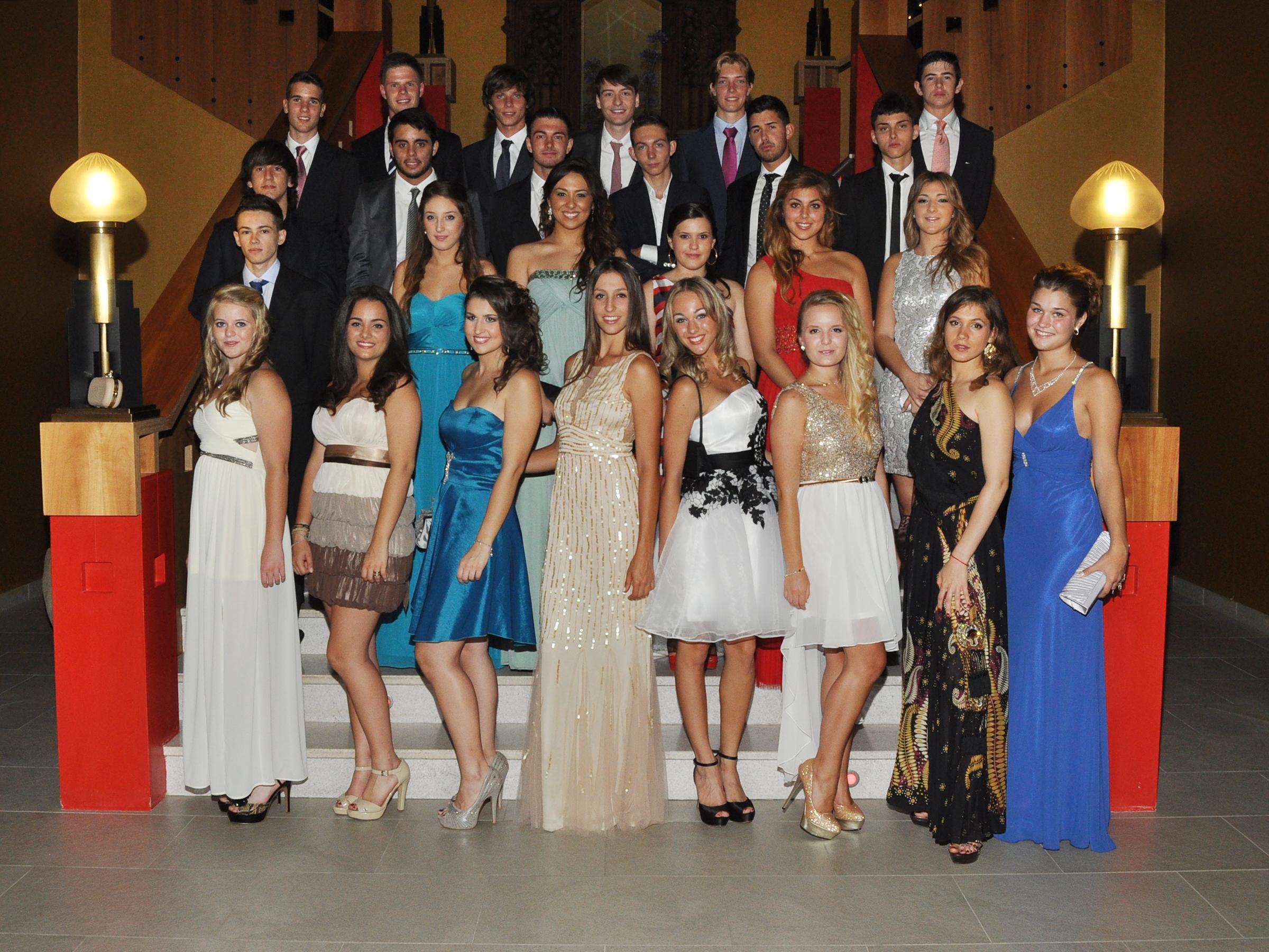 Graduación 2013 - Colegio Internacional Costa Adeje