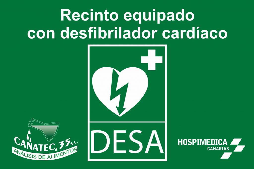 Desfibrilador cardiaco