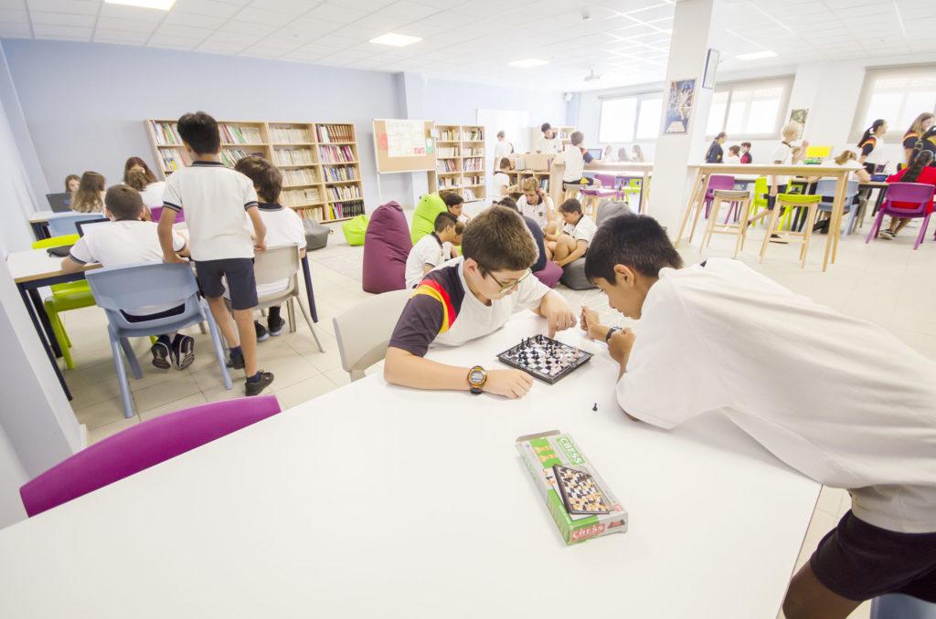Biblioteca Secundaria