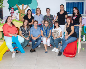 El equipo de HUMBI del Colegio Costa Adeje