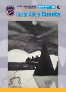 Portada Revista Costa Adeje Cuenta n4