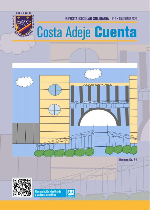 Portada Revista Costa Adeje Cuenta n5